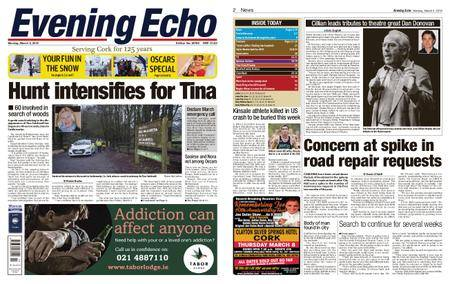 Evening Echo – March 05, 2018