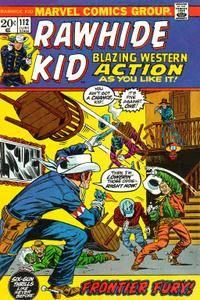 Rawhide Kid v1 112 1973 brigus