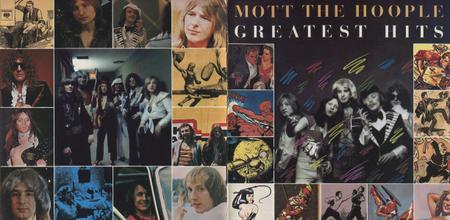Mott The Hoople - Greatest Hits (1976) [2003, Reissue, Remastered]