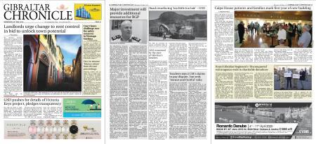 Gibraltar Chronicle – 29 May 2019