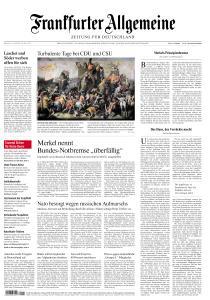 Frankfurter Allgemeine Zeitung - 14 April 2021