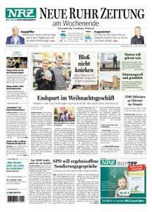 NRZ Neue Ruhr Zeitung Essen-Postausgabe - 16. Dezember 2017