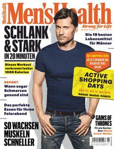 Men's Health Germany - Mai 2019