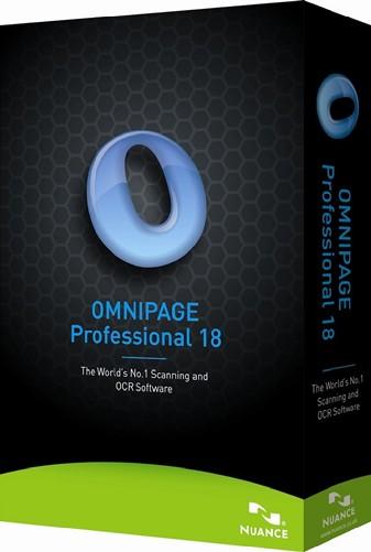Nuance OmniPage Professional v18.1 Multilingual
