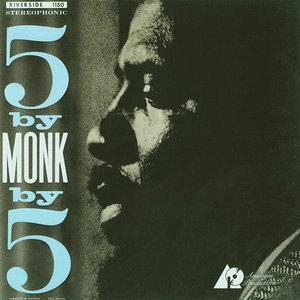 Thelonious Monk - 5 By Monk By 5 (1959) [Analogue Productions 2002] PS3 ISO + Hi-Res FLAC