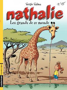 Nathalie - Tome 15 - Les Grands de ce Monde