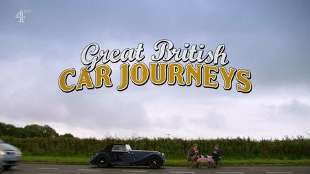 Channel 4 - Great British Car Journeys Series 1 (2017)