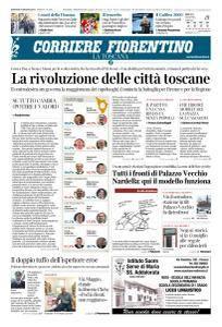 Corriere Fiorentino La Toscana - 26 Giugno 2018