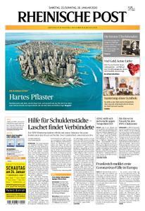 Rheinische Post – 25. Januar 2020