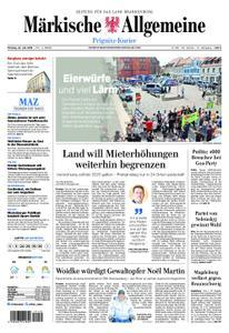 Märkische Allgemeine Prignitz Kurier - 22. Juli 2019