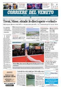 Corriere del Veneto Treviso e Belluno – 08 luglio 2020