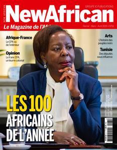 New African, le magazine de l'Afrique - Février - Mars - Avril 2019