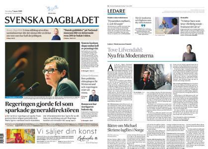 Svenska Dagbladet – 07 mars 2019