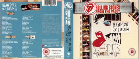 The Rolling Stones - From The Vault: Hampton Coliseum - Live In 1981 (2014) [2CD + DVD]