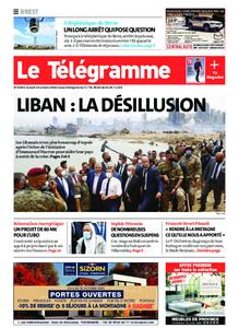 Le Télégramme Brest – 10 octobre 2020