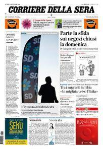 Corriere della Sera – 10 settembre 2018