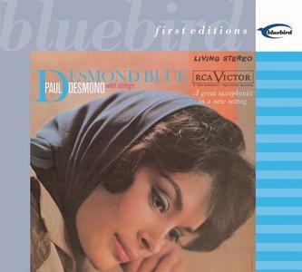 Paul Desmond - Desmond Blue (1962) [Reissue 2002]