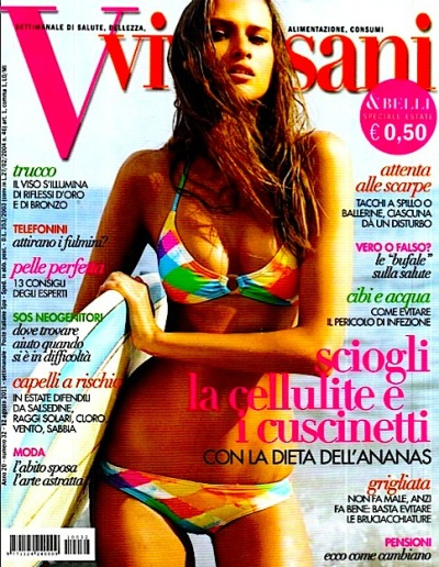 Viversani & Belli N°32 - 12 Agosto 2011