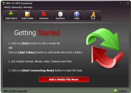 MP4 To MP3 Converter 4.3.1 + Portable
