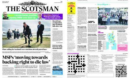 The Scotsman – April 20, 2018