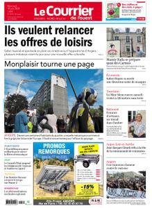 Le Courrier de l'Ouest Angers – 10 juin 2020