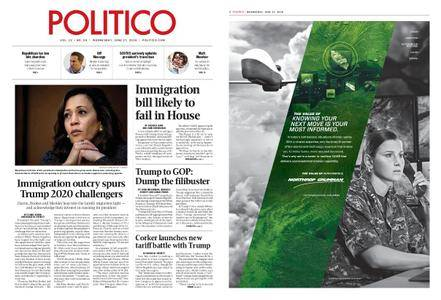 Politico – June 27, 2018