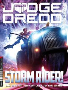 Judge Dredd Megazine 407 2019digitalMinutemen