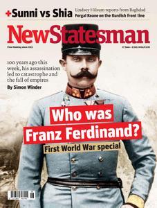 New Statesman - 27 June - 3 July 2014