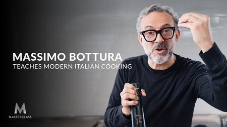 MasterClass - Massimo Bottura Teaches Modern Italian Cooking