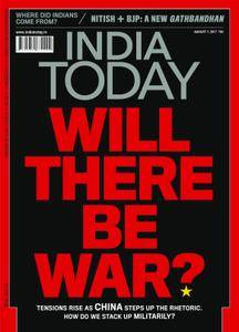 India Today - August 07, 2017