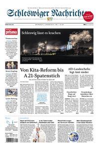 Schleswiger Nachrichten - 02. Januar 2019