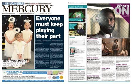 Hertfordshire Mercury – December 17, 2020
