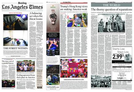 Los Angeles Times – August 18, 2019