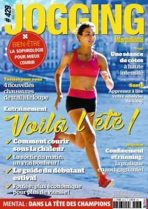 Jogging International - Août 2020
