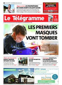 Le Télégramme Ouest Cornouaille – 23 septembre 2021
