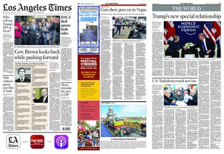 Los Angeles Times – January 26, 2018