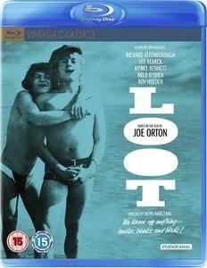 Loot (1970) + Extras