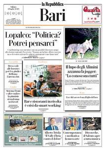 la Repubblica Bari - 11 Luglio 2020