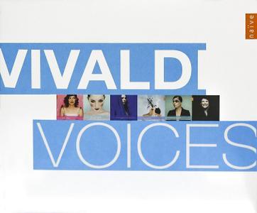 Antonio Vivaldi - Voices [6CDs] (2014)