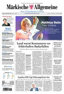 Neue Oranienburger Zeitung - 09. September 2019