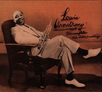 Louis Armstrong - The Complete RCA Victor Recordings (2001) {4CD Set Bluebird-BMG 09026-63846-2 rec 1932-1933, 1956}