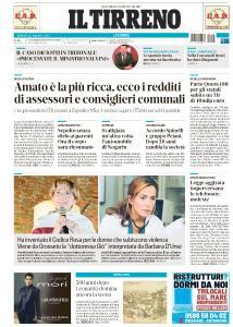 Il Tirreno Livorno - 25 Gennaio 2019