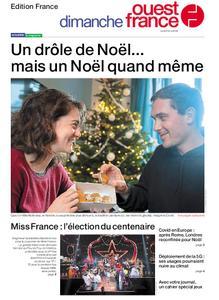 Ouest-France Édition France – 20 décembre 2020