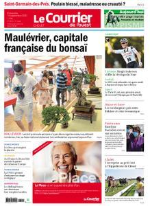 Le Courrier de l'Ouest Cholet – 13 septembre 2020