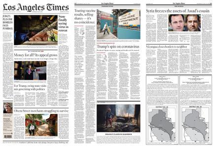 Los Angeles Times – May 20, 2020