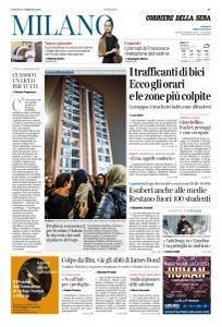 Corriere della Sera Milano - 17 Febbraio 2018