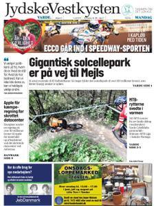 JydskeVestkysten Varde – 01. juli 2019