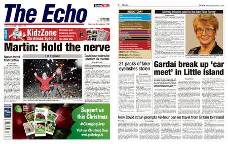 Evening Echo – December 21, 2020