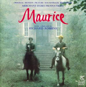 Richard Robbins - Maurice: Original Motion Picture Soundtrack Recording (1987) Japanese Reissue 1991