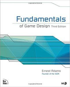 Fundamentals of Game Design  Ed 3